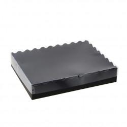 Caja Carton Pizza Kraft 40X40X3.5 - 50 und