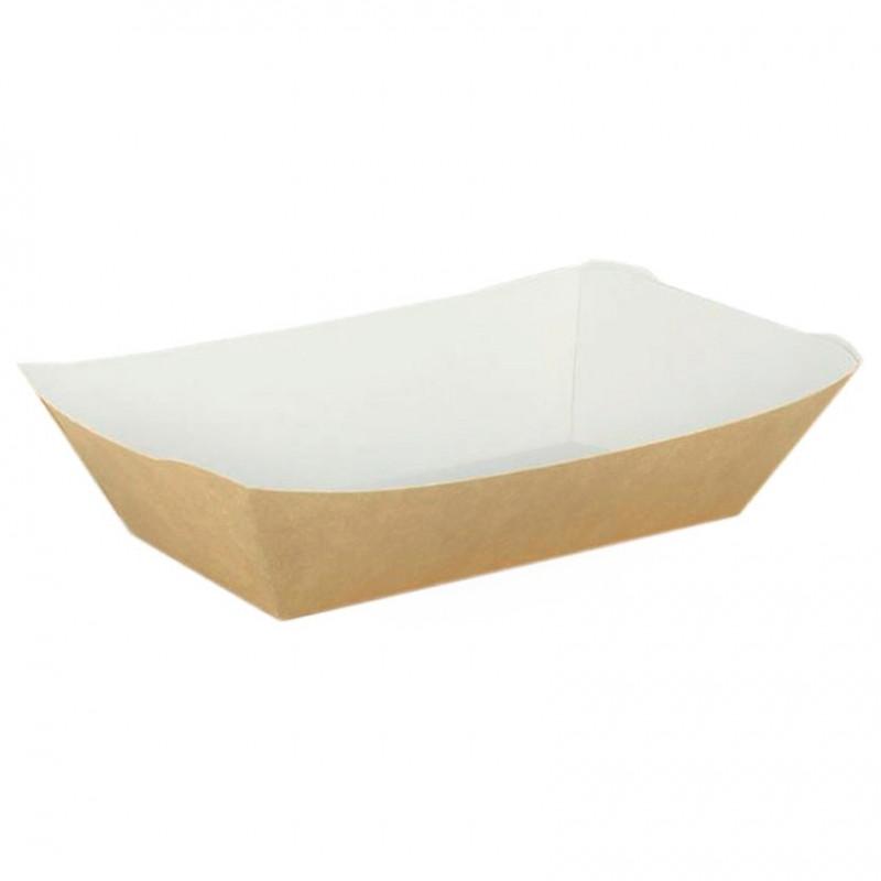 Vaso de Cartón Negro Ondulado Doble Capa 450ml (25uds)