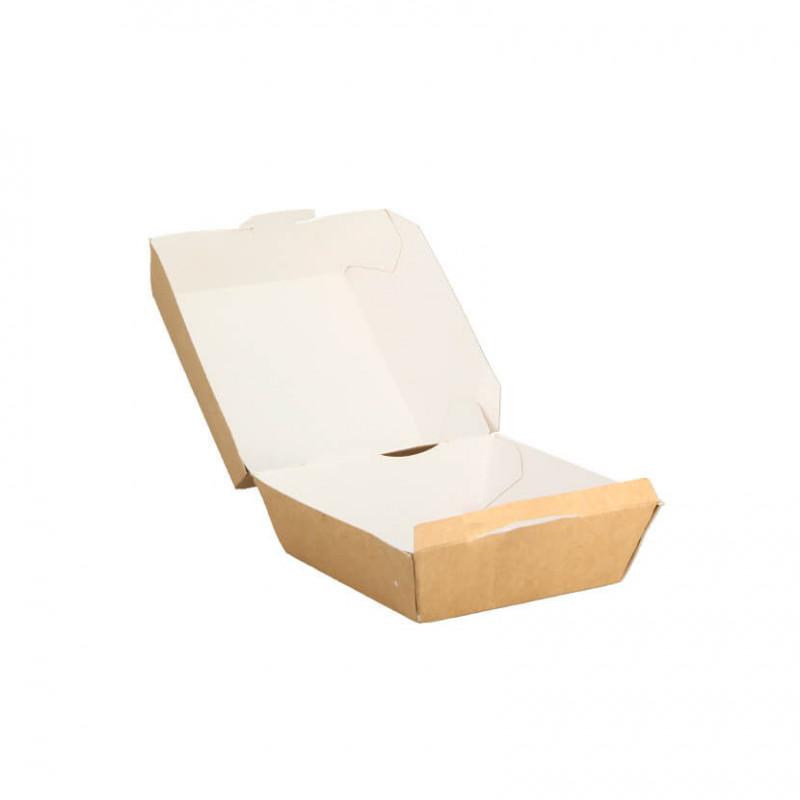 Cuña Cartón Porción Pizza Blanco