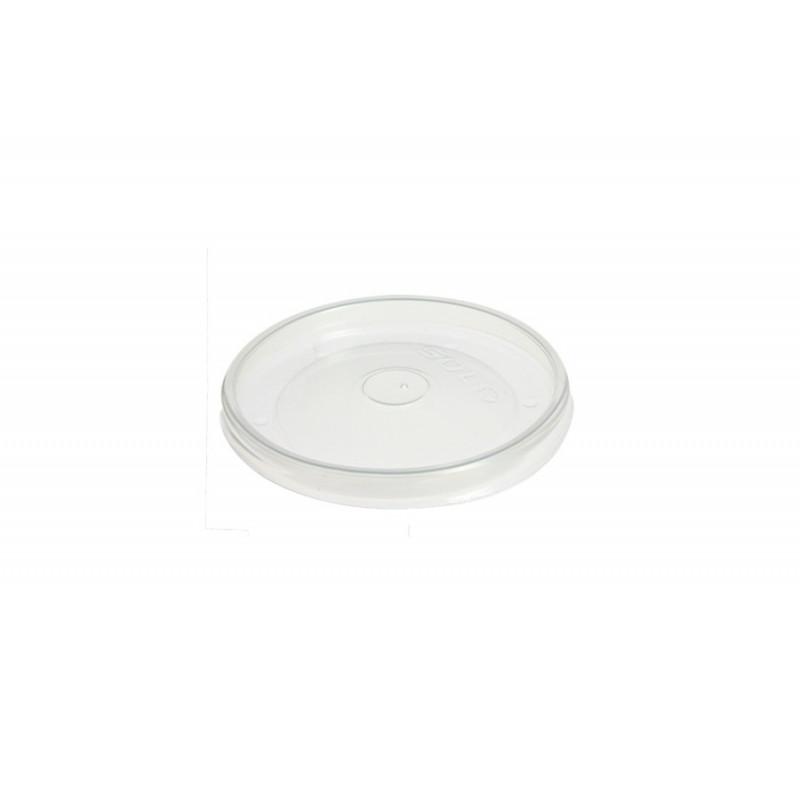 Tapa carton para Envase Aluminio Rectagular con Rizo 1500cc