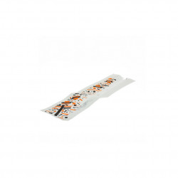 Dispensador Papel Mecha Acero inox