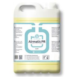 Botella Plastico Cuadrada Transp 500 ml