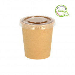 Tapa Cupula para Vaso 95Ø