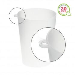 Vaso de Cartón 118 ml para cafe I am hot