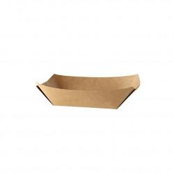 Papel Hornear Siliconado Negro 15x15x5cm (120 Und)