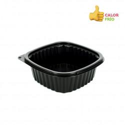 Caja para fritos automontable Kraft Pequeña