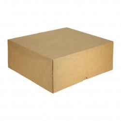 Bandeja Cartón para Fritos decoración Periodico Pequeña