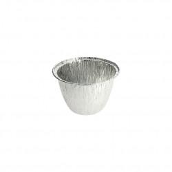 Plato de plastico cuadrado Pizarra 11x11cm (40 und)
