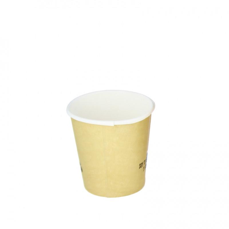 Ensaladera de Cartón Verde de 480 ml sin tapa (360 und)
