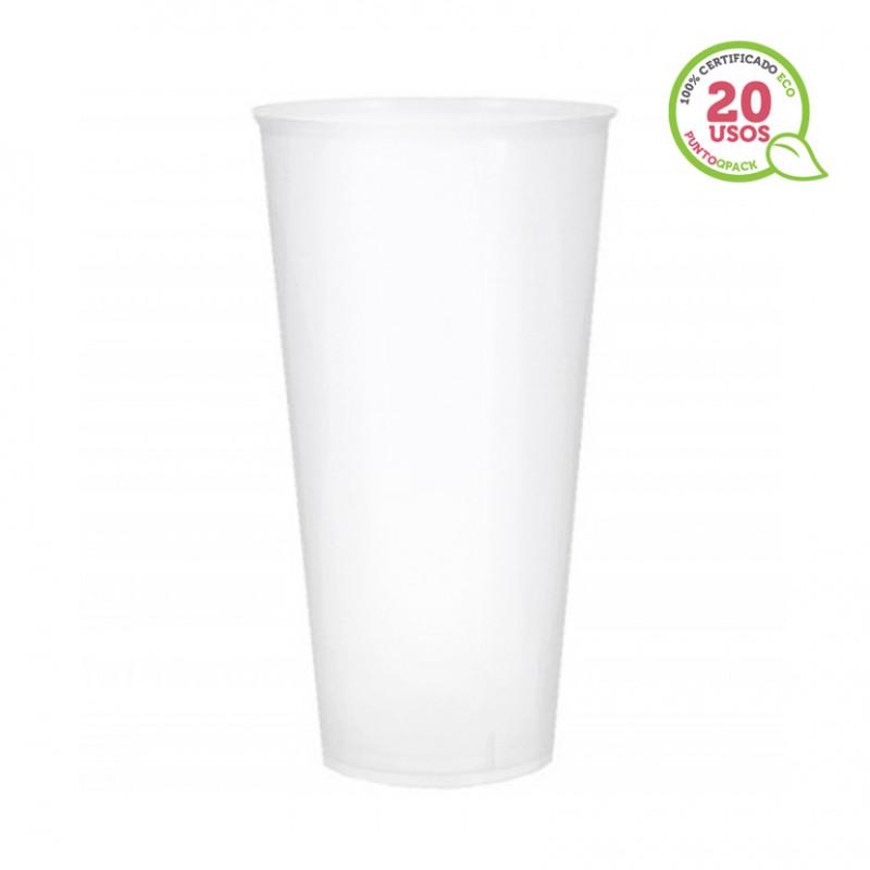 Vaso Plástico transparente 592 ml